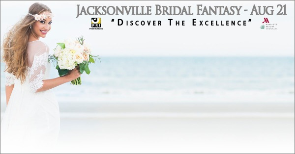 Jacksonville Bridal Shows Aug2016